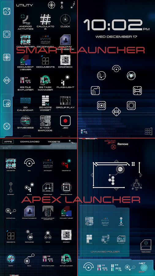 New Trek LCARS Launcher Screenshot 5