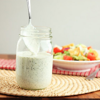 Low Fat Creamy Pesto Dressing Recipes