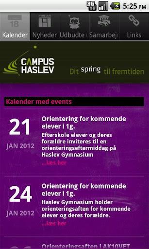 【免費教育App】Campus Haslev-APP點子