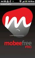 Screenshot of mobeefreePro - VoIP Dialer
