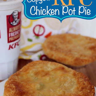Copycat KFC Chicken Pot Pie