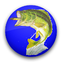 Angler's Fishing Log icon