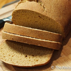 Apple Cider Anadama Bread