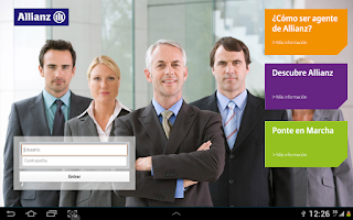 Screenshot of ePacApp