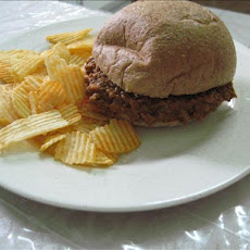 Jason's Healthy yet   Tasty Sloppy Joes (Vegan)