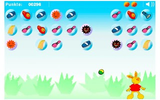 Screenshot of Sunnyball