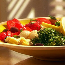 Italian Marinated Vegetables