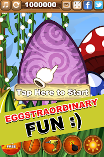 14 Eggstraordinary Surprise Egg App screenshot