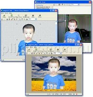 Screenshot of فوتوشوب قص الصور
