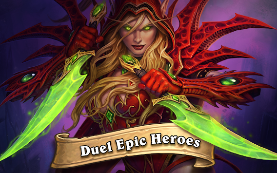 Hearthstone APK screenshot thumbnail 9
