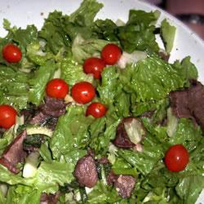 Chargrilled Beef Salad with Thai Dressing