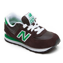 New Balance 574 Lace Up LACE-UP TRAINER