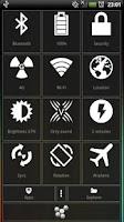 Screenshot of Hive Settings manage settings