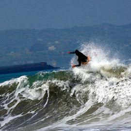 Surf 1 by Palus Liem - Sports & Fitness Surfing ( kuta, bali, weekday, surfing, sport )