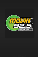 Screenshot of MOViN 92.5