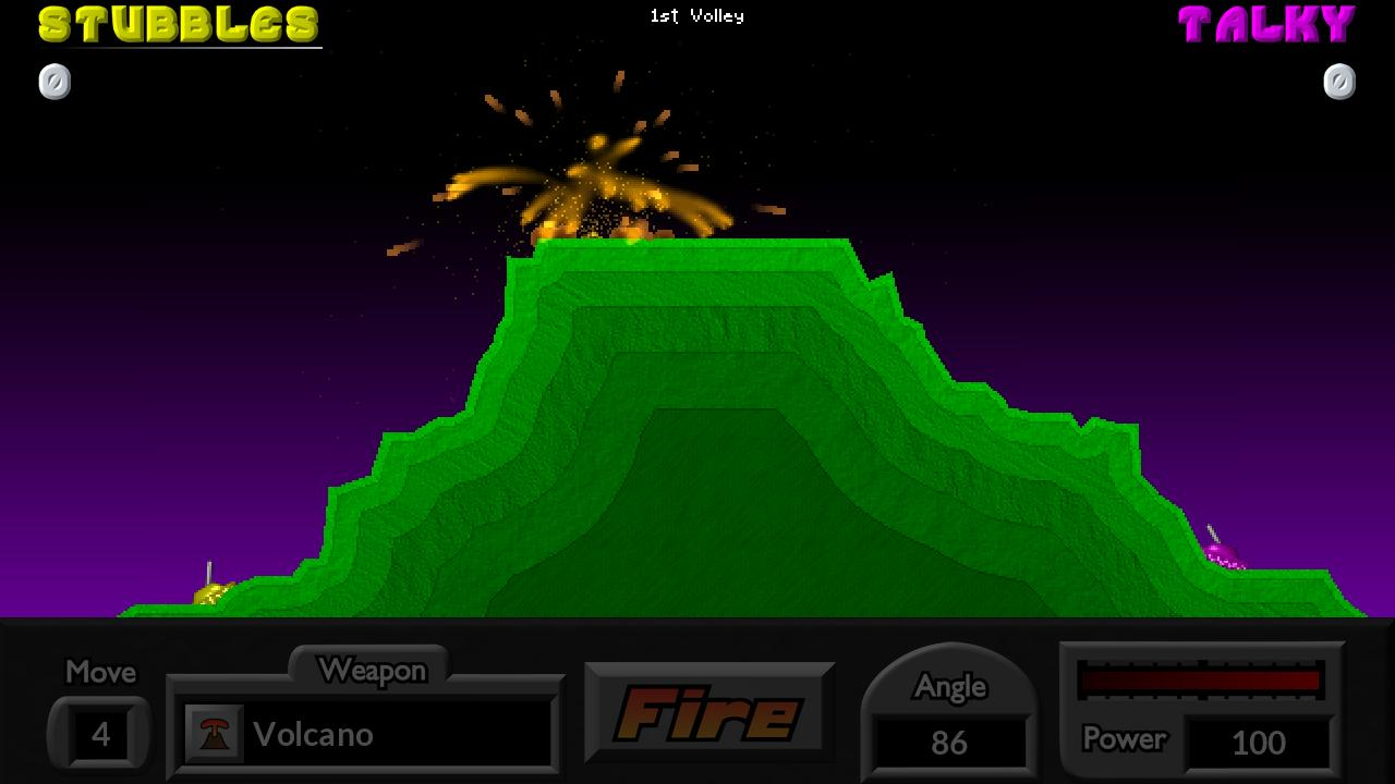 Pocket Tanks Screenshot 0