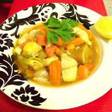 Lebanese Vegetable Soup