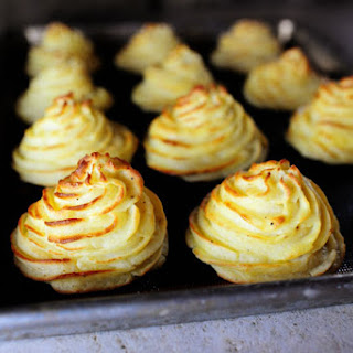 Duchess Potatoes