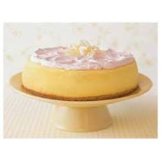 Lemon Pudding Cheesecake
