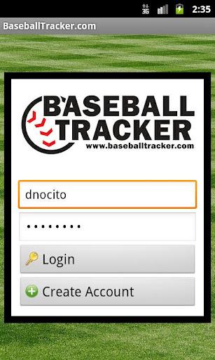 BaseballTracker.com Mobile