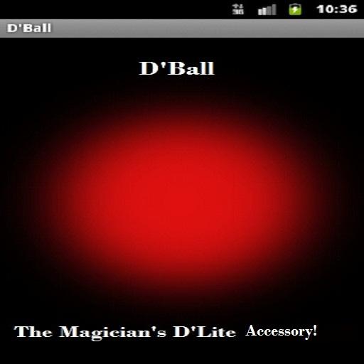 D'Ball LOGO-APP點子
