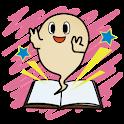 ボイス付き うごく絵本「おばけちゃんのしゃしん」 icon