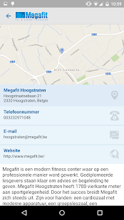 Megafit - screenshot