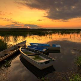 by Paweł Bąk - Transportation Boats