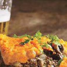 Sweet Potato-Topped Shepherds Pie