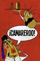 Screenshot of ¡Camarero!