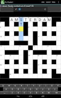 Screenshot of Crossword Cryptic Lite