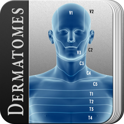Dermatome Nerve Distribution 醫療 App LOGO-硬是要APP