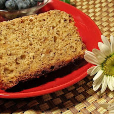 Banana Nut Bread (Cake)