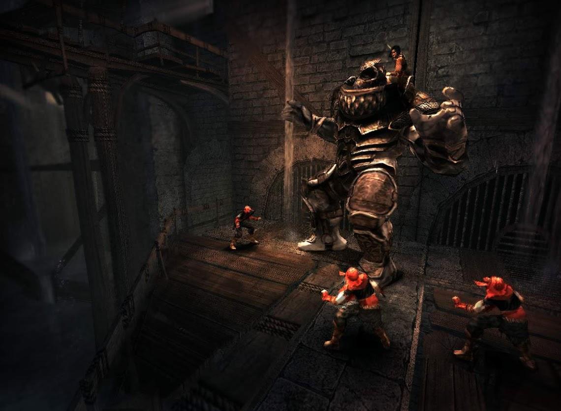 E3 2004: Prince of Persia 2 exposed