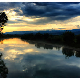 River Cetina by Boris Romac - Instagram & Mobile iPhone ( cetina, croatia, coguar, sinj, cortexcam, iphone )