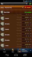 Screenshot of World of Warcraft Armory