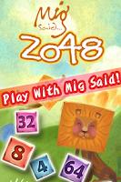 Screenshot of 2048 Mig Said ~Ranking version