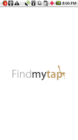Screenshot of Findmytap (Find my tap)