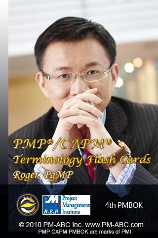 Scope Flash card PMP® CAPM®