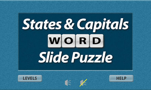 States Capitals Word Slide