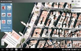 Screenshot of İzmir Mobil Kent Rehberi