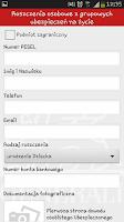 Screenshot of Generali Auto
