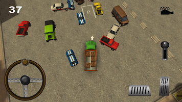 Screenshot of Little Truck Parking 3D