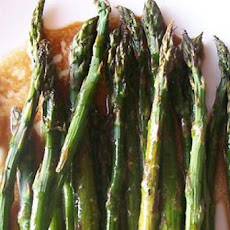 Asparagus With Balsamic Butter (Weight Watchers 0 Points)