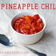Pineapple Chili