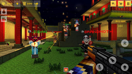 Block Force - Cops N Robbers - screenshot