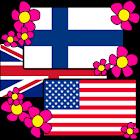 Finnish-English Dictionary icon