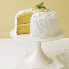 Easy Lemon Cake