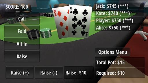 Sinsoft Poker - screenshot