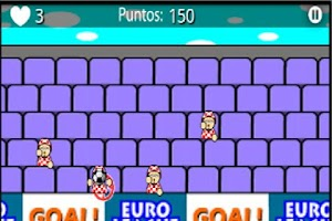 Screenshot of Balonazo a la Grada